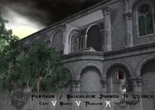 Pantheon / Mausoleum Doomed To Silence