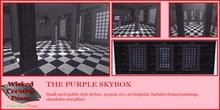 WICKED CREATIVE STUDIOS ~ THE PURPLE SKYBOX