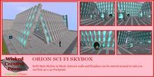 WICKED CREATIVE STUDIOS ~ ORION SKYBOX