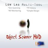 .Lya. Sim-Wide Object Scanner HUD