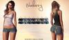 Blueberry - Tazz Mesh Denim Shorts - Maitreya Lara, Belleza Freya Isis Venus, Slink Physique Hourglass - Fat Pack