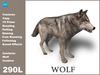 [TomatoPark] Wolf Mesh ( roaming + wearable)
