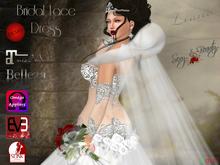 Bridal Lace Dress - Liana DEMO