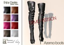 Azema Boots DEMO