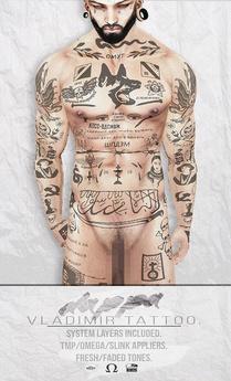 DAPPA - Vladimir Tattoo.