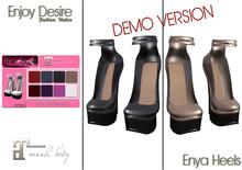 Enya Heels for Maitreya DEMO