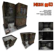 [SL]Mesh Building #63 - FREE