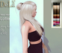 "=DeLa*= Mesh Hair ""Lottie"" Amazing pack"