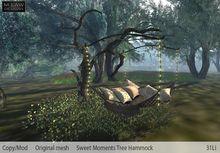 .:M.LAW:. Sweet Moments Tree Hammock Box