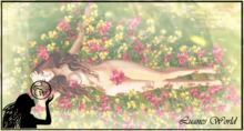 :LW: Poses - The Heart is a garden - single female pose