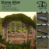 [DDD] Stone Altar