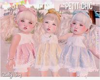 * {.:Little Stars.:} * Petit Chic - Blush {Baby}