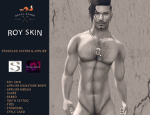 {Akool Brand} Roy Skin/Shape DEMO