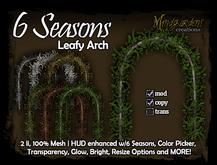 MG - 6 Seasons - Leafy Arch