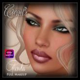 CB~Glenda Bridal Full Makeup