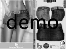 Bens Boutique - Serra Skirt - Hud Driven Demo