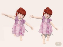 {:Moose:} Open Arms Baby pack