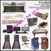 Toro NEW YORK  Complete /  full set