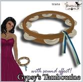 [Wishbox] The Gypsy's Tambourine tagMedieval