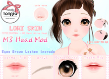 *Melty TOMATO* M3 Head Mod LORI SKIN