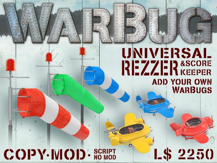 Universal WarBug Rezzer / Windsock