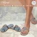 Slipper - Cheyenne Sandals Blue