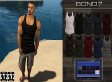 *BOND7* Complete Outfit 2.0 (Kenneth) HUD