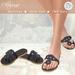 Slipper - Cheyenne Sandals Black