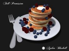 ~AB~ Blueberry Pancakes ~ Full Perm ~ 1 LI