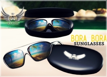 ::ALTER:: Bora Bora Sunglasses (Silver) - BOX wear