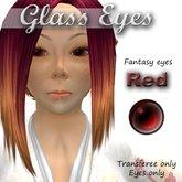 GlassEyes (Red) SLX