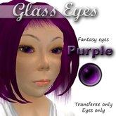 GlassEyes (Purple) SLX