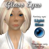 GlassEyes (Light Blue) SLX