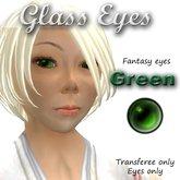 GlassEyes (Green) SLX