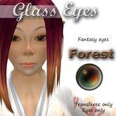 GlassEyes (Forest) SLX