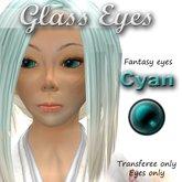 GlassEyes (Cyan) SLX