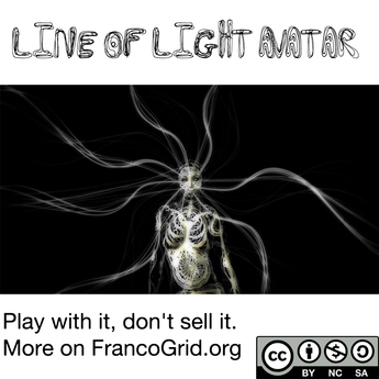 *CM* Line of Light Avatar (Boxed)