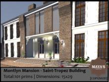 """Maya's ""Saint-Tropez Building"