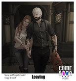 *CS* Leaving