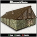 Huge Medieval Barn