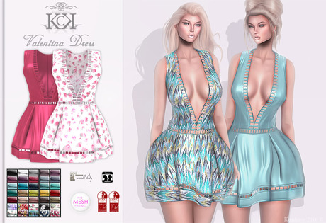 :::KC::: Valentina Dress