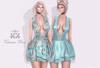 Valentina dress editorial