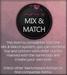 Mix   match logo ad