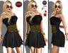 M&M-MISTA DRESS BLACK-
