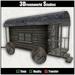Caravan vardo wagon