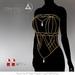 .aisling. Leona Bodychain Style 2 - Maitreya, Slink