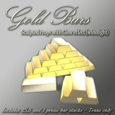 Gold bars (SLX)