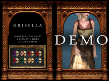 The Muses . Grisella . DEMO