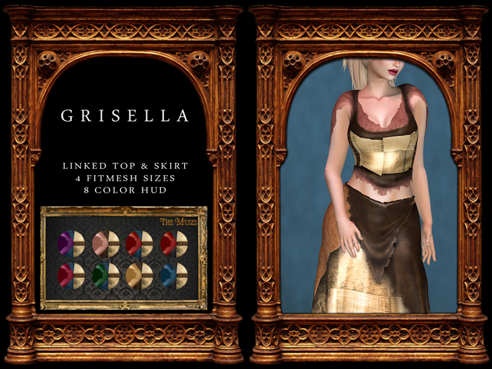 The Muses . Grisella