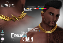 [STUD INC.] - Finesse Chain (Thick)